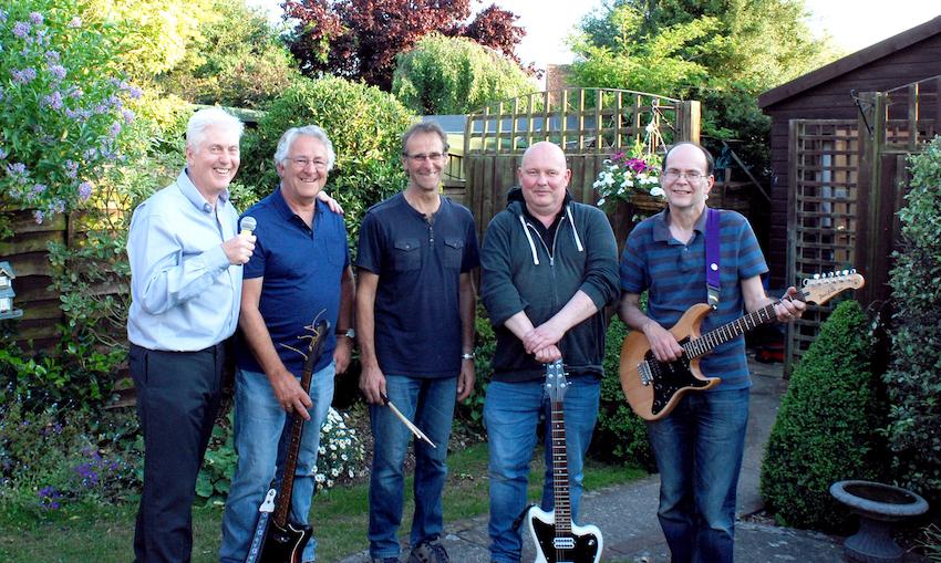 Music The Sad Old Rockers Charity Gig Bognor Regis Post