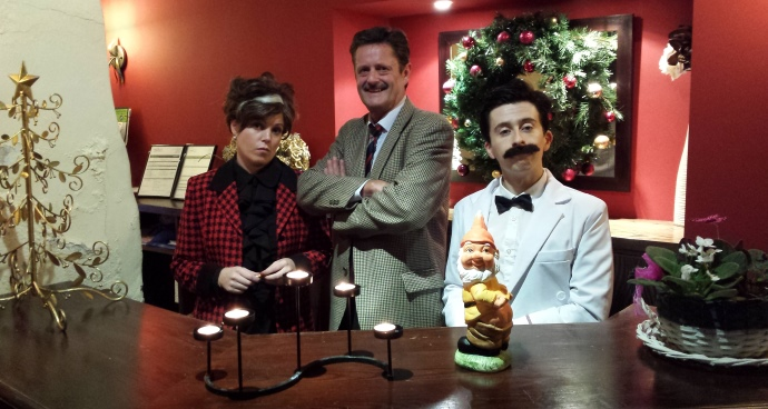 Theatre The Fawlty Towers Comedy Dinner Show Bognor