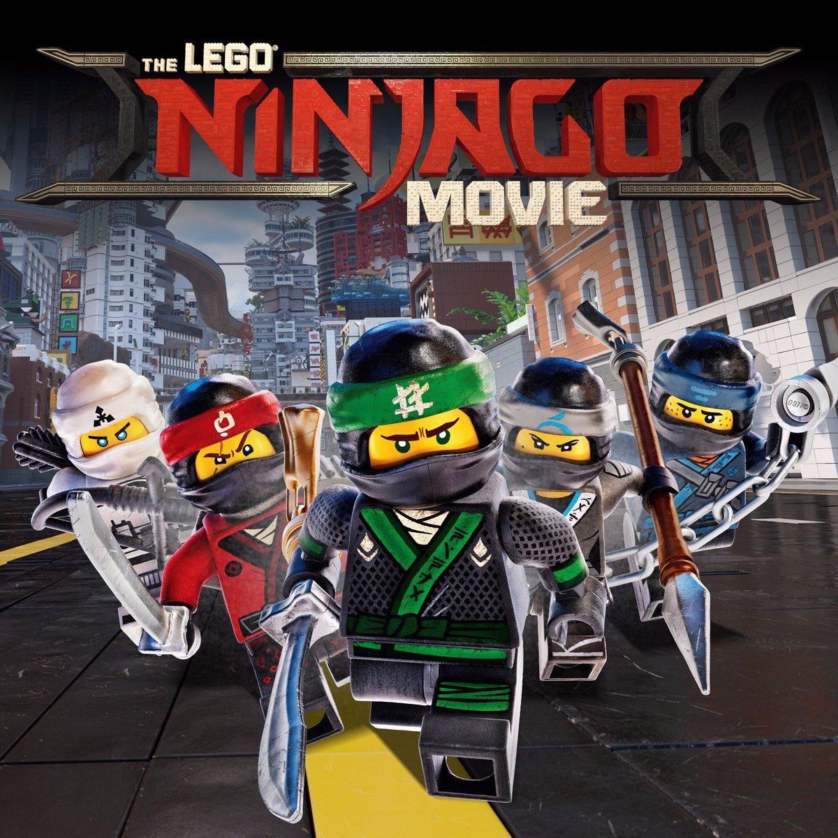 Film The Lego Ninjago Movie Bognor Regis Post