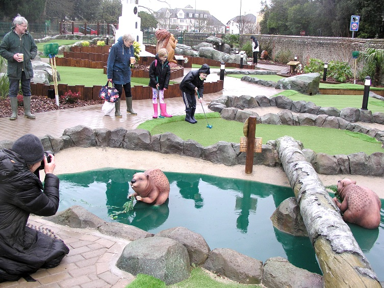 Wildlife Pictures From Bognor Regis To South Africa Are: Golf Course Promises An Adventure In Town's Park