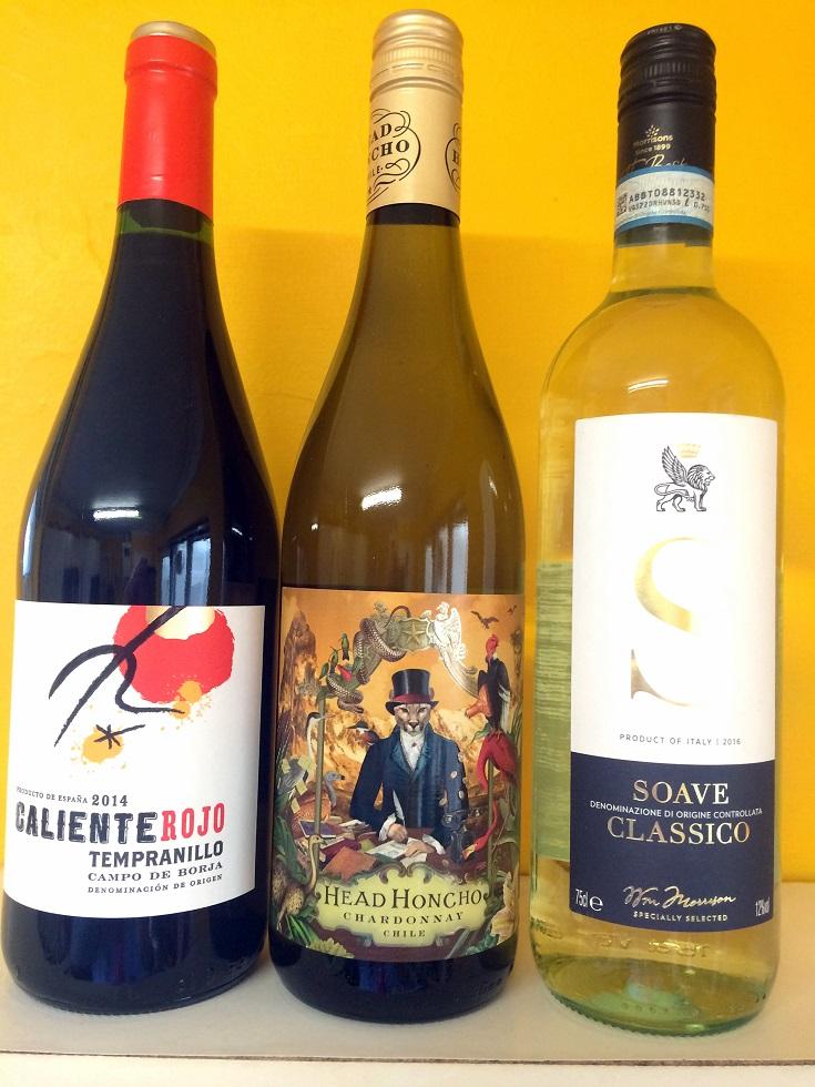 Wine deals morrisons