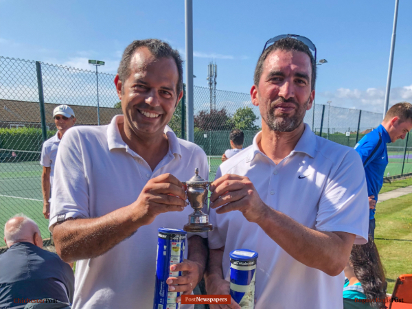 Smashing time for all at finals day Bognor Lawn Tennis Club