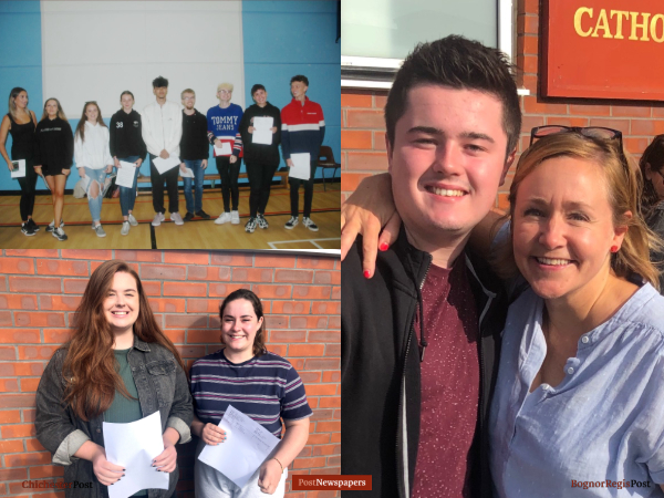Successes for sixth formers