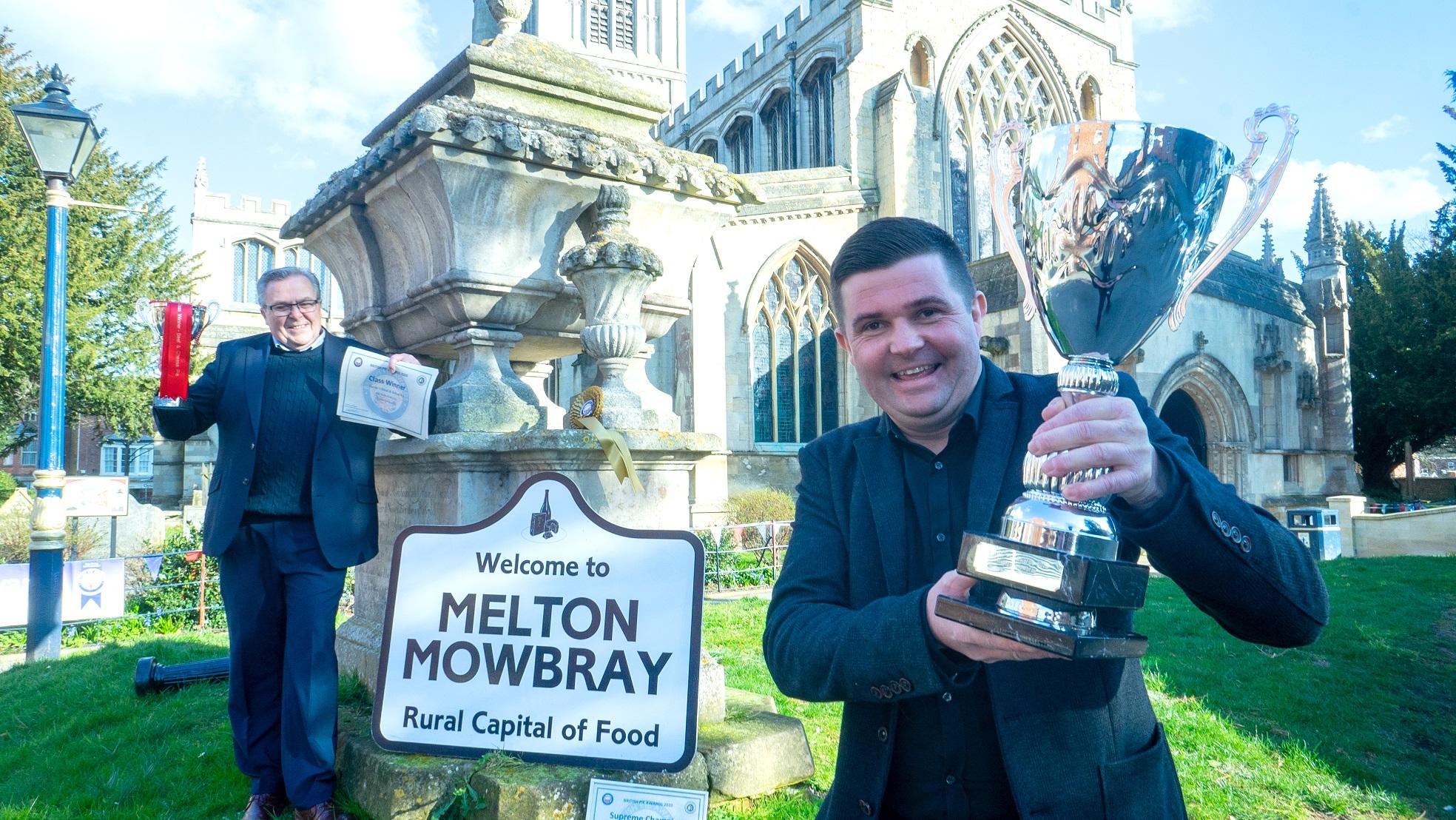 Turner's crowned Britain's best pie makers yet again ...